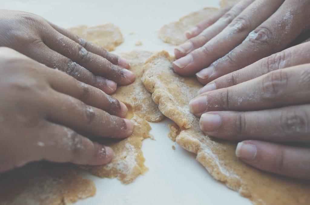 Apple Cheddar Crackers