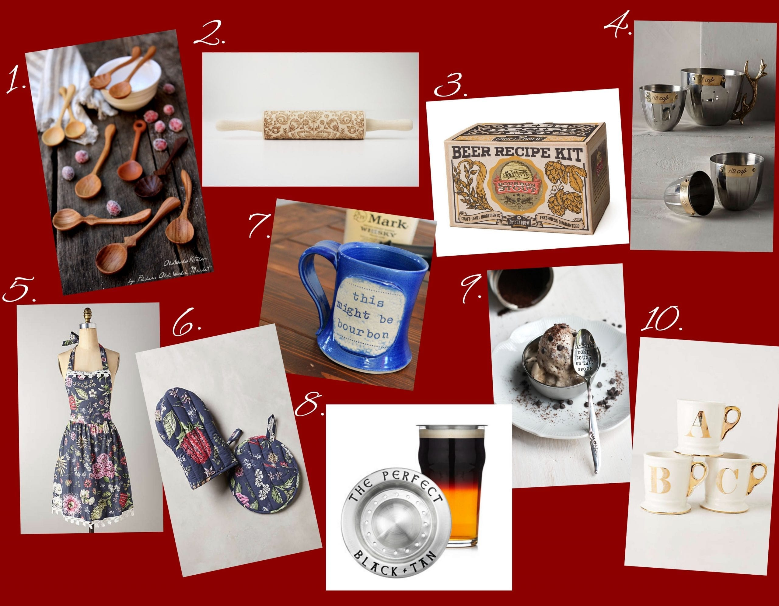 My Weekly Craves – Foodie Christmas Gift Guide