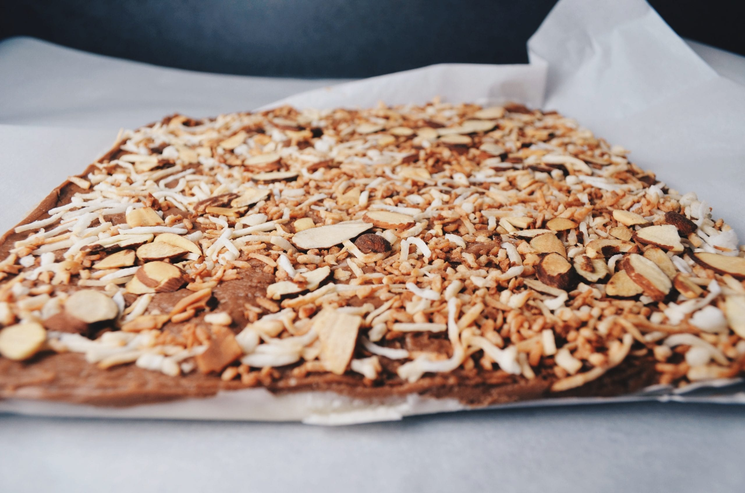 Chocolate Coconut Creme Fudge