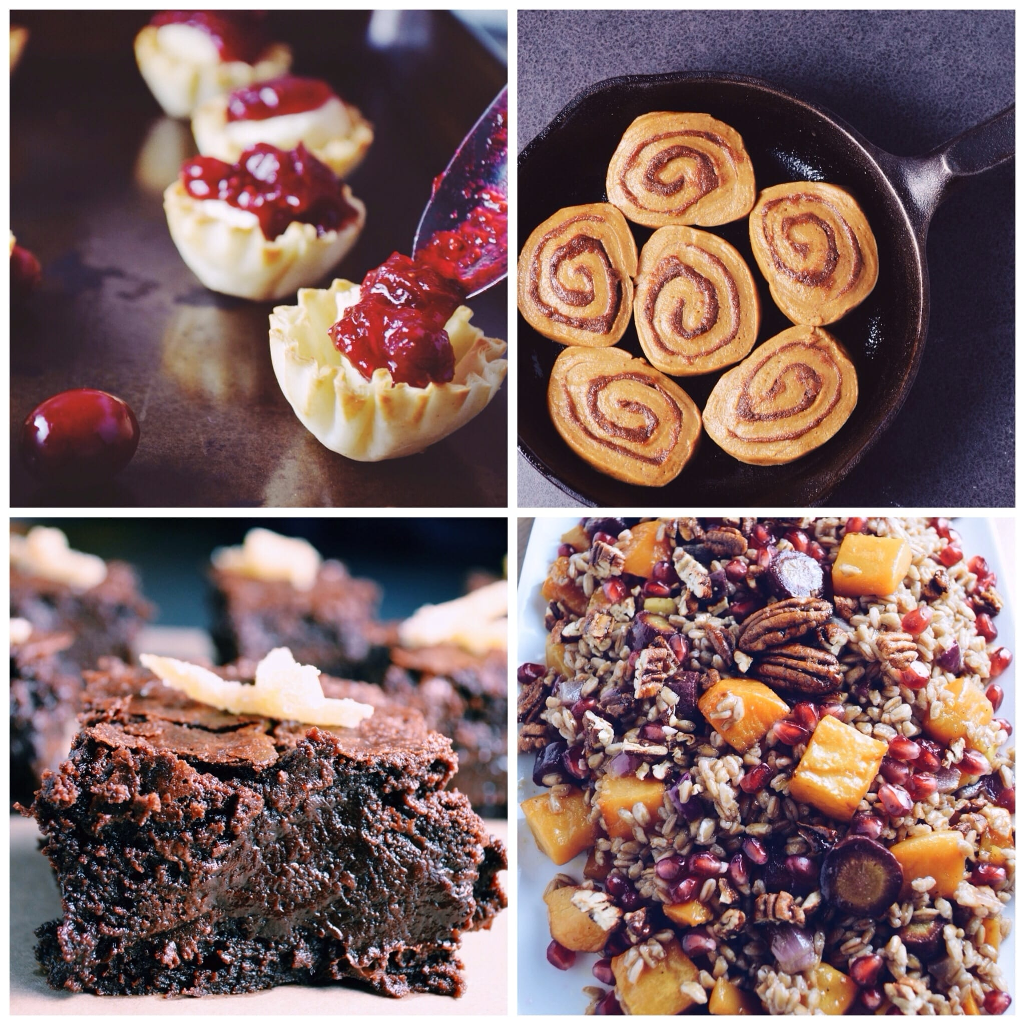 10 Christmas Recipe Ideas