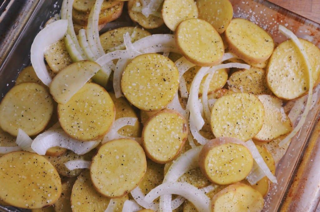 Corned Beef and Potato Breakfast Casserole