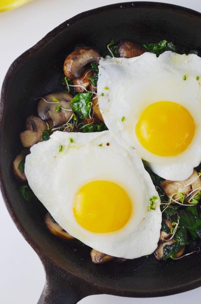 Farmers Market Breakfast Skillet