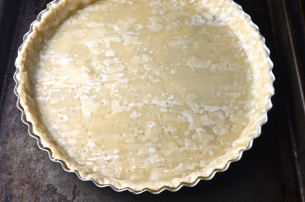 Deep Dish Coconut Meringue Pie