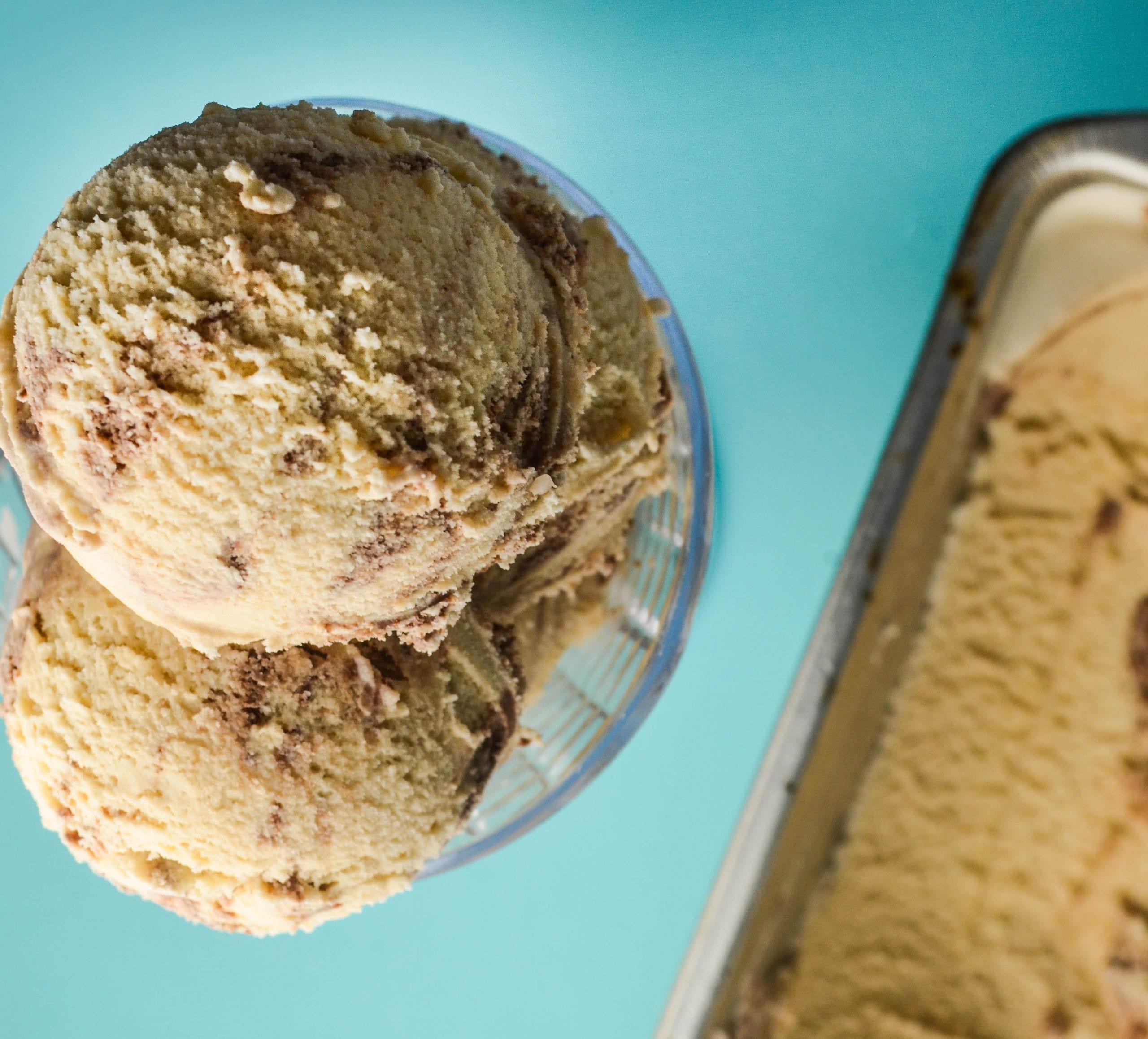 Espresso Chocolate Truffle Ice Cream