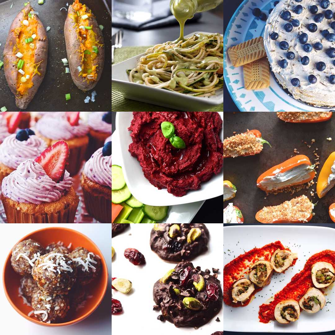 Top 10 My Modern Cookery Recipes of 2015