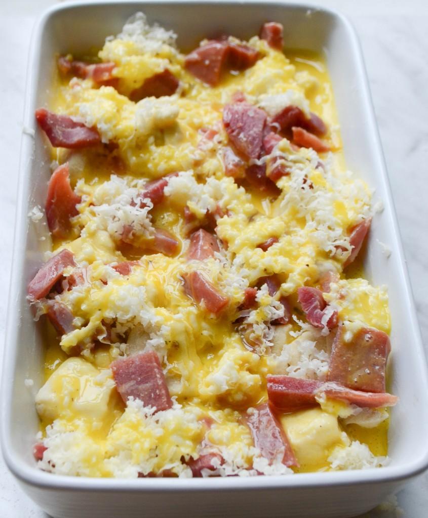 Southern Style Breakfast Casserole