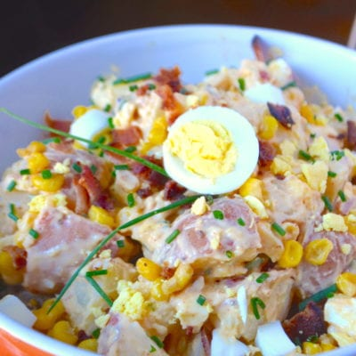 Cajun Potato Salad