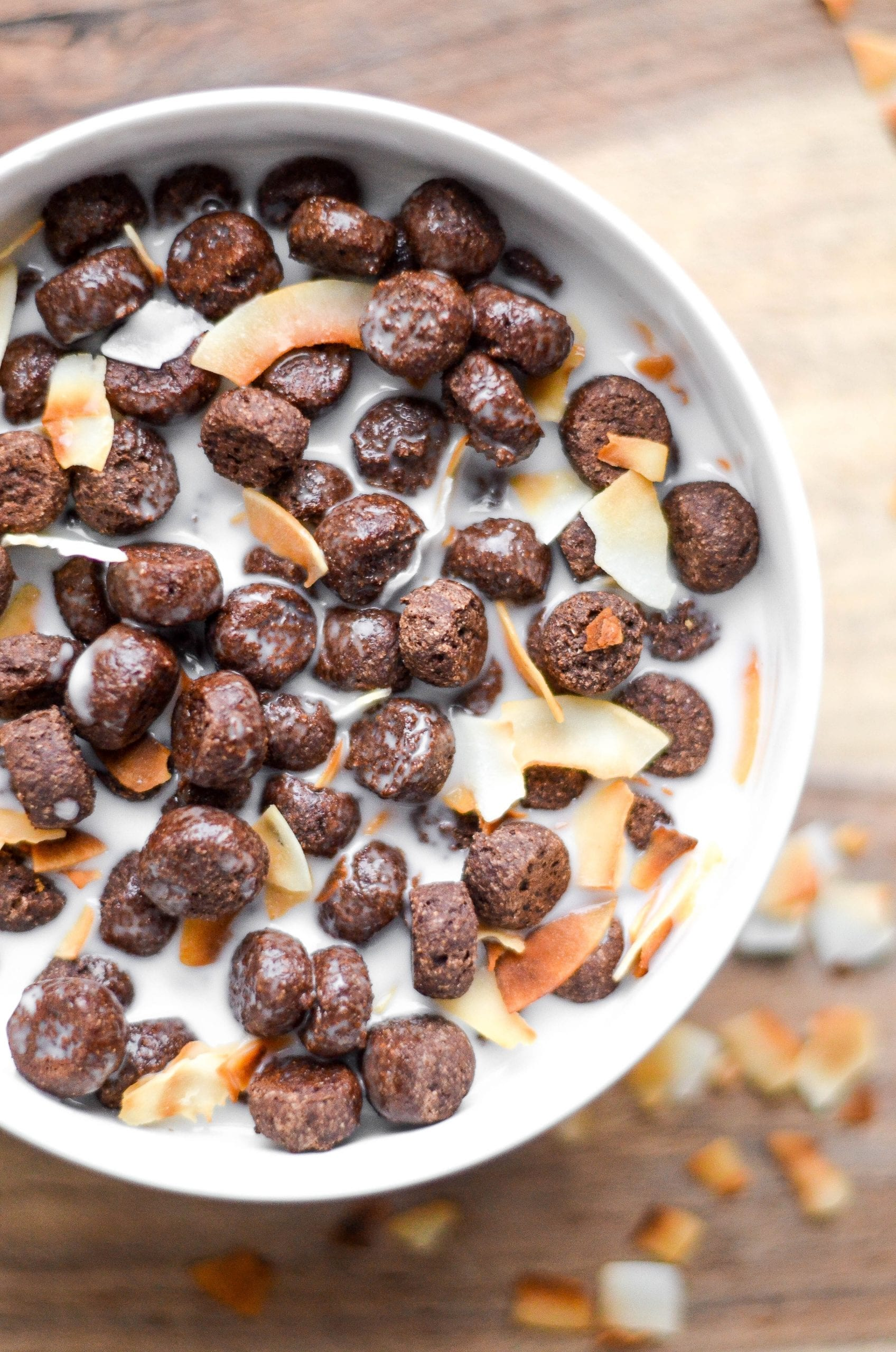 Chocolate Coconut Cereal