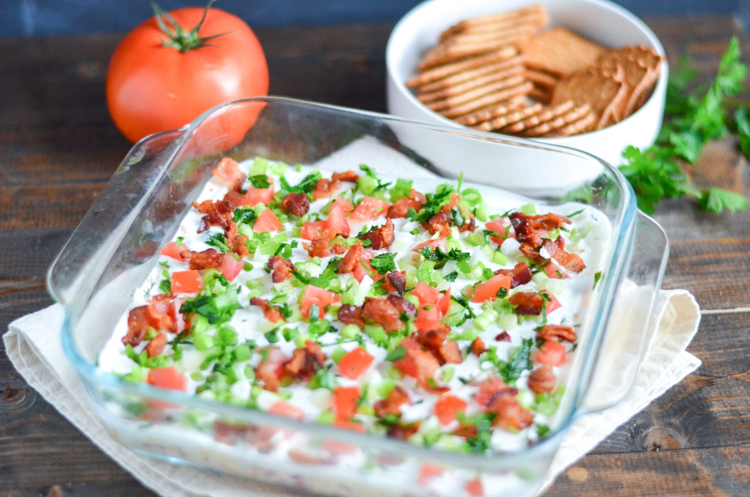 Southern-Style Pimento Cheese Dip