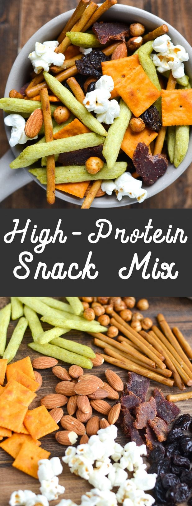 High-Protein Snack Mix