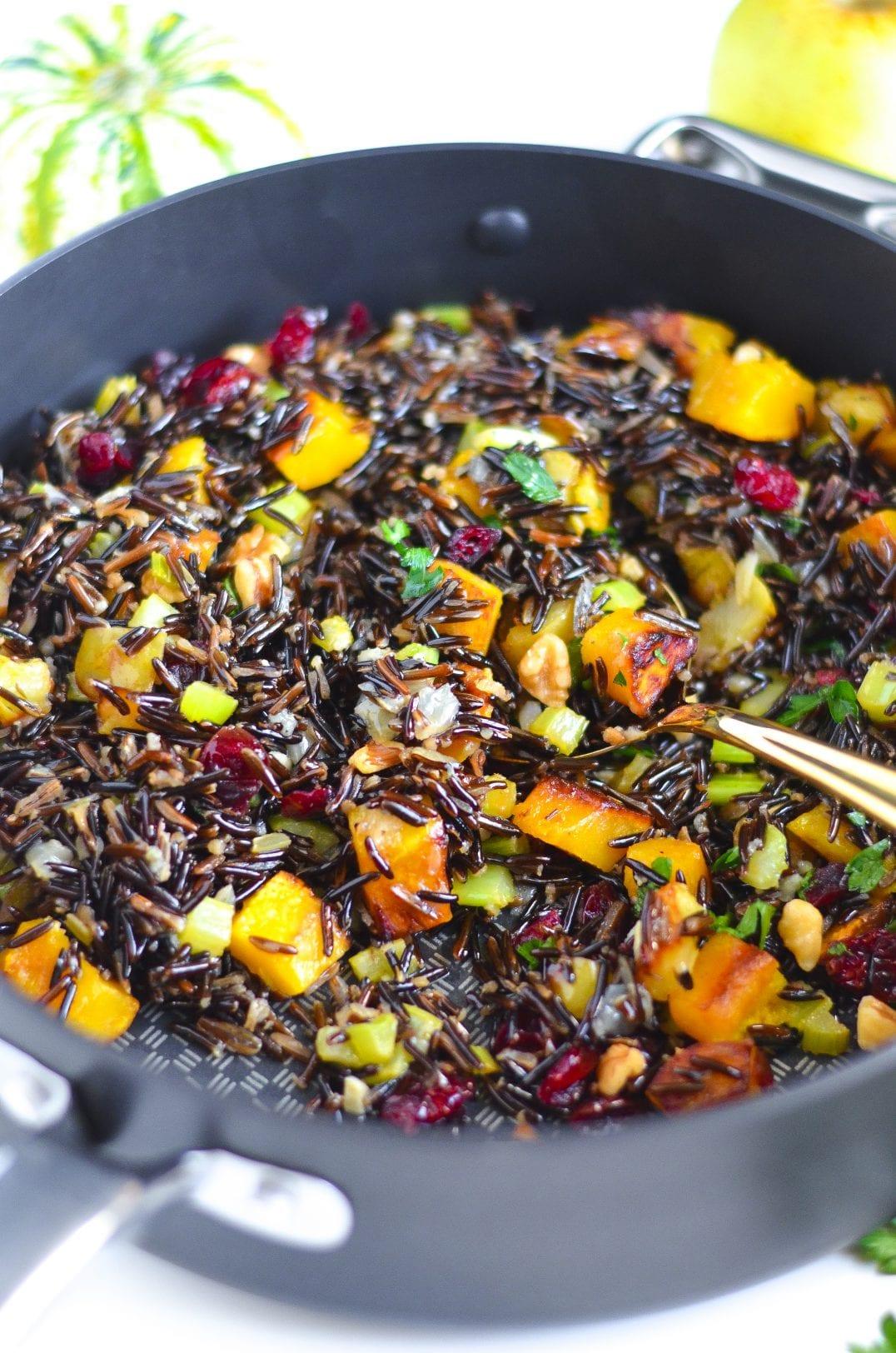 Harvest Wild Rice Pilaf