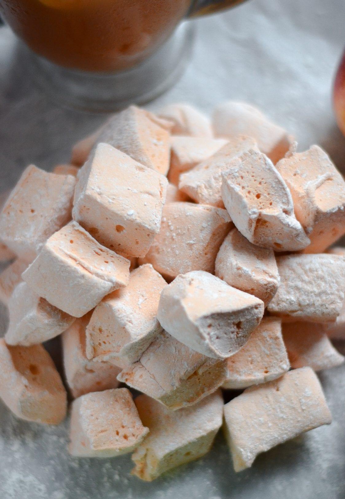 Spiced Cider Marshmallows