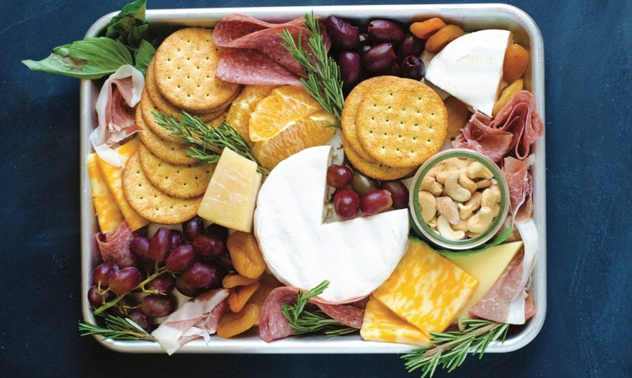 Easy Cheese and Veggie Boards for Summer