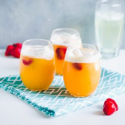 Summer Sunrise Punch
