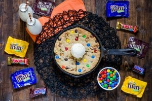 Monster Skillet Cookie