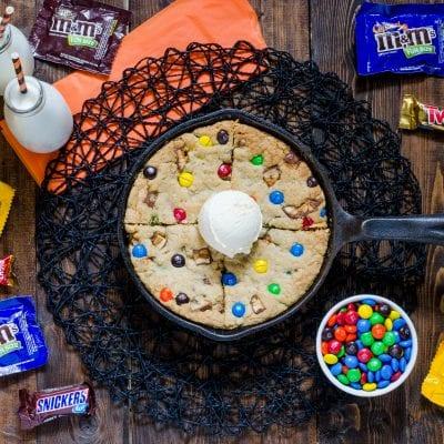 Monster Skillet Cookie
