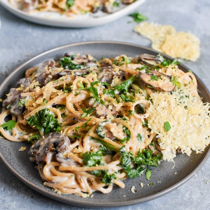 Parmesan Crumbs (frito)