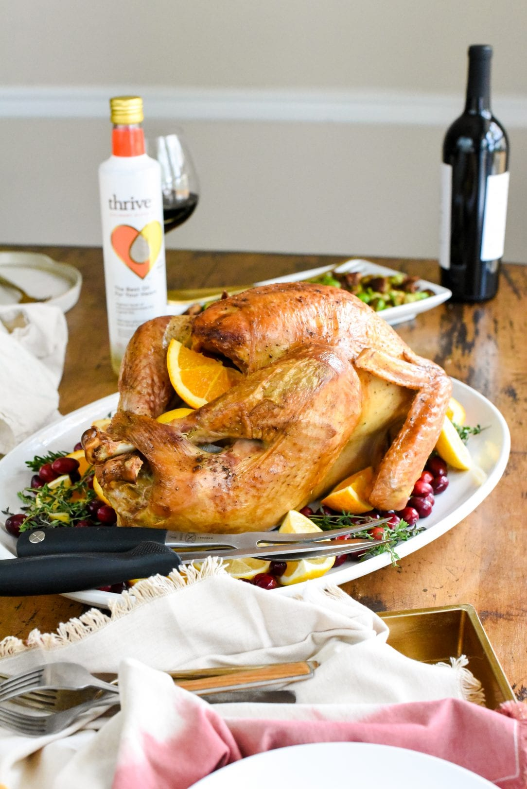 The Only Three Thanksgiving Recipes You Need