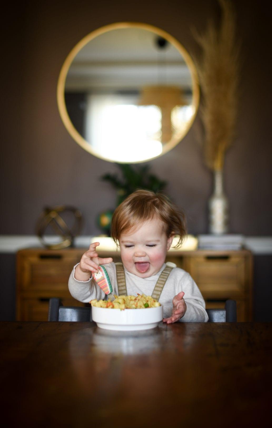 toddler eater pasta
