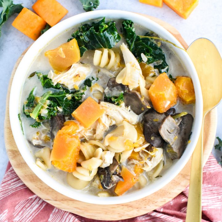 Hearty Harvest Soup